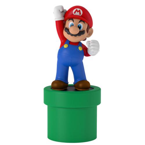 2019 Super Mario - Mario Hallmark ornament (QXI3199)