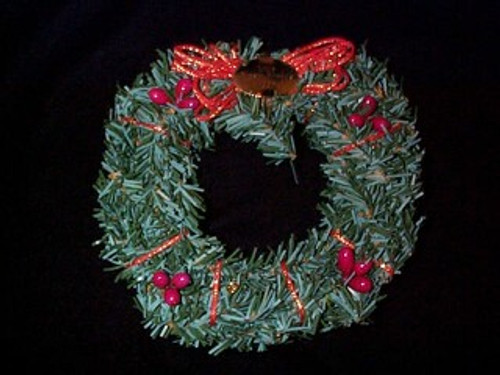 1990 Little Frosty Friends - Wreath
