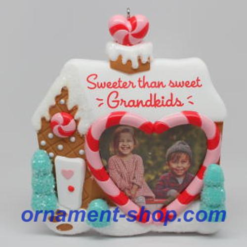 2019 Sweet Grandkids Hallmark ornament (QGO2097)