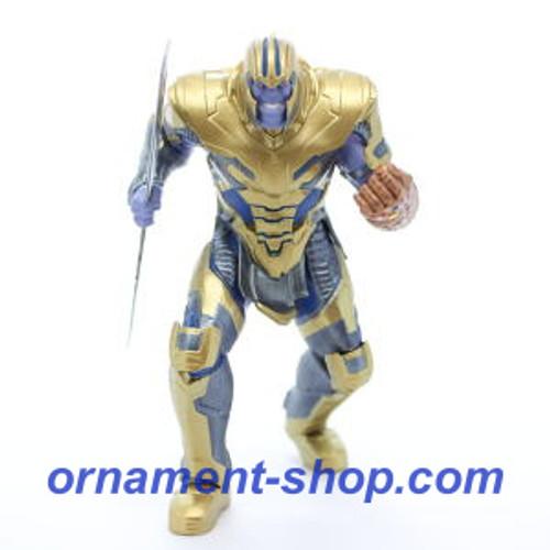 2019 Thanos - Avenger - Endgame Hallmark ornament (QXI3527)