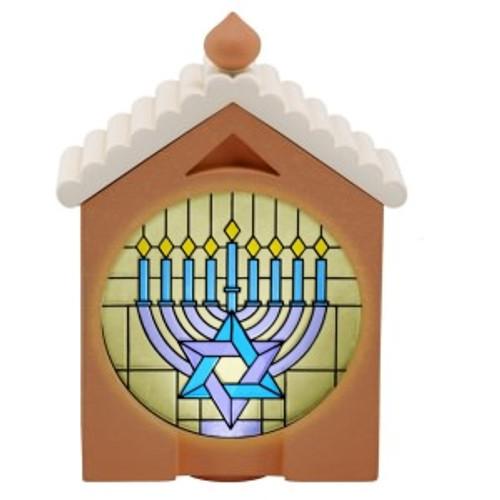 2019 The Festival of Lights Hallmark ornament (QGO2427)
