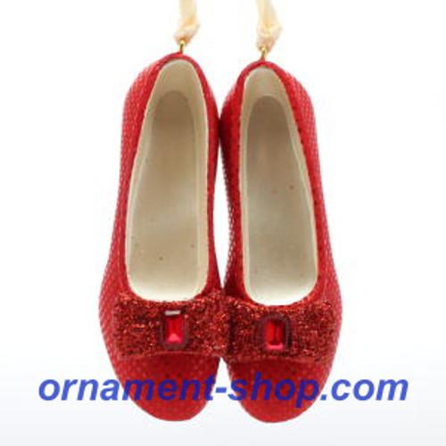 2019 Wizard of Oz - Ruby Slippers Hallmark ornament (QXI3327)