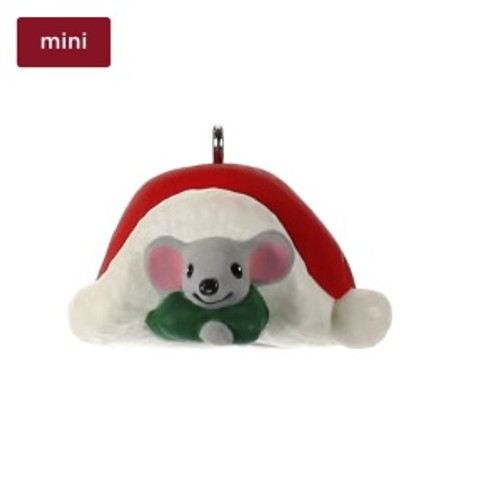 2019 A Creature was Stirring #6F Hallmark ornament (QXM8289)