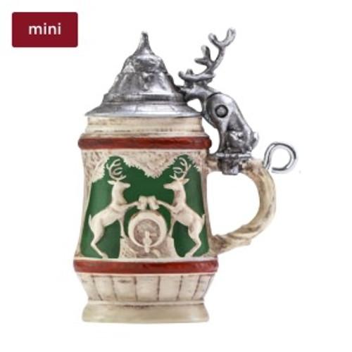 2019 Bitty Beer Stein Hallmark ornament (QXM8357)
