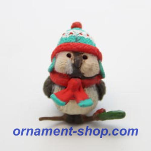 2019 Cozy Lil' Critters #1 Hallmark ornament (QXM9477)