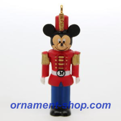 2019 Disney - Nutcracker Mickey Hallmark ornament (QXD6207)
