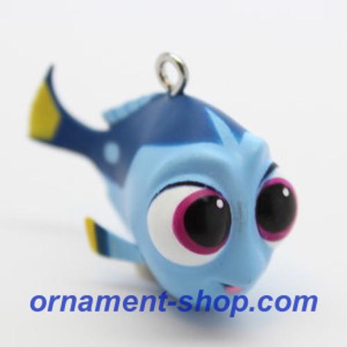 2019 Disney - Pixar Finding Dory - Baby Dory Hallmark ornament (QXD6449)