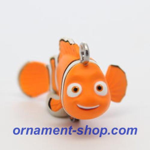 2019 Disney - Pixar Finding Nemo - Nemo Hallmark ornament (QXD6457)
