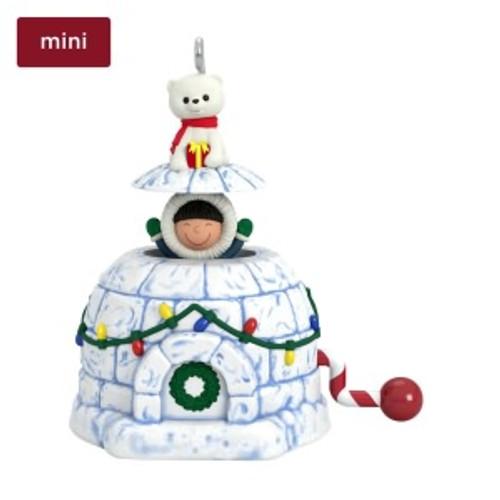 2019 Frosty Surprise Hallmark ornament (QXM8327)