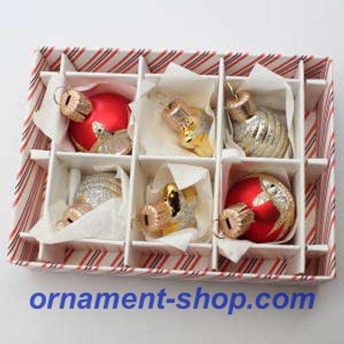 2019 Miniature Keepsake Ornament Set Hallmark ornament (QSB6159)