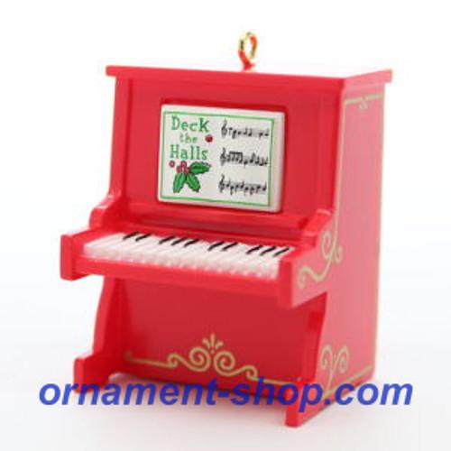 2019 Pint-Sized Piano Hallmark ornament (QXM8319)