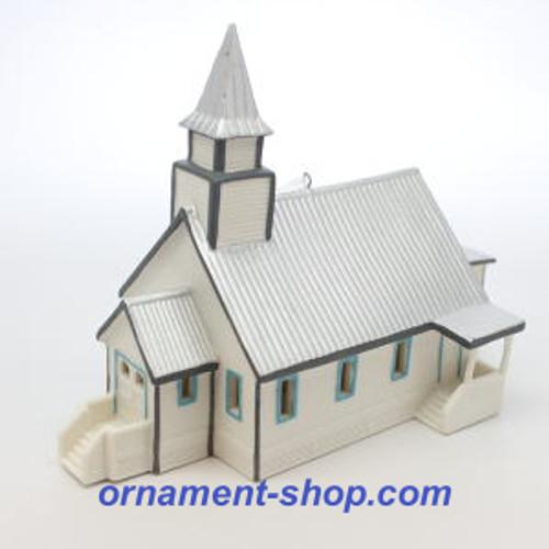 2019 Hope Valley Church - When Calls the Heart Hallmark ornament (QXI3503)