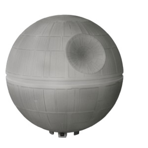 2019 Star Wars - Death Star Tree Topper Hallmark ornament (QXI3554)