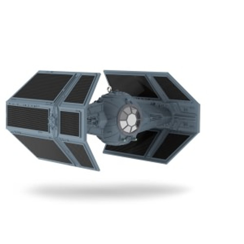 2019 Star Wars - Storyteller - Darth Vader's Tie Fighter Hallmark ornament (QXI3483)
