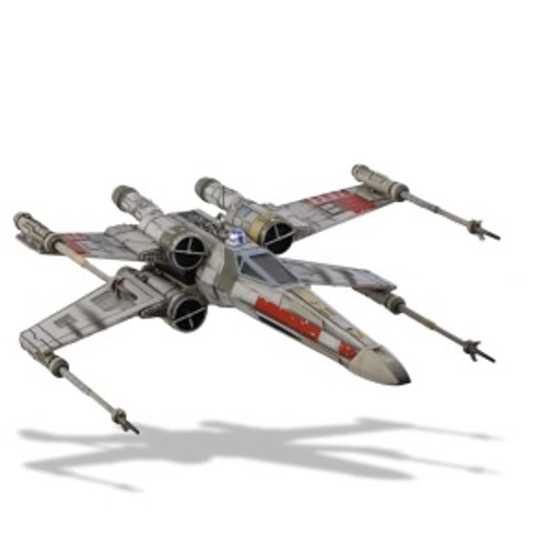 2019 Star Wars - Storyteller - X-Wing Starfighter Hallmark ornament (QXI3473)