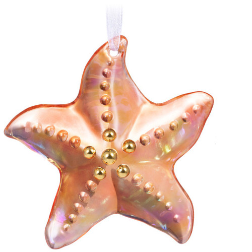 2019 Stunning Starfish Hallmark ornament (QGO2307)