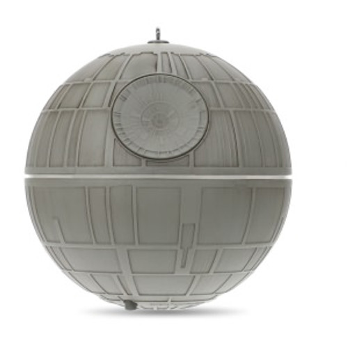 2019 Star Wars - Storyteller - Death Star Hallmark ornament (QXI3463)