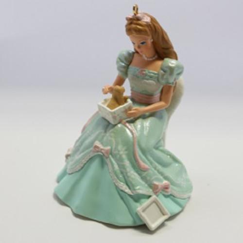 2001 Barbie - Birthday Wishes
