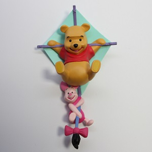 2001 Winnie the Pooh - Riding the Breeze
