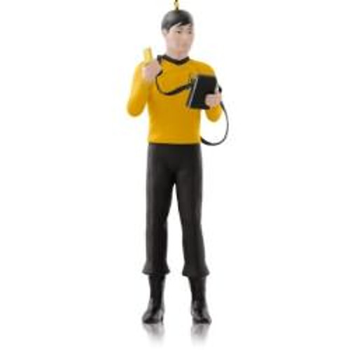 2014 Star Trek - Lieutenant Hikaru Sulu