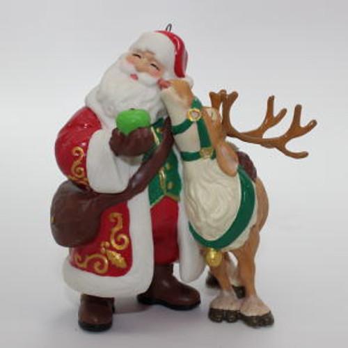 2019 Santa and His Reindeer - KOC Event