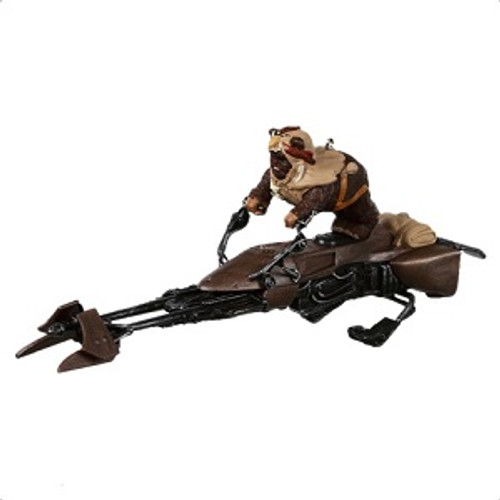 2019 Star Wars - A Wild Ride on Endor - Return of the Jedi Hallmark ornament (QMP4103)