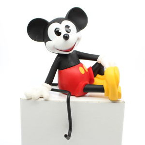 1984 Mickey Mouse - Stocking Hanger