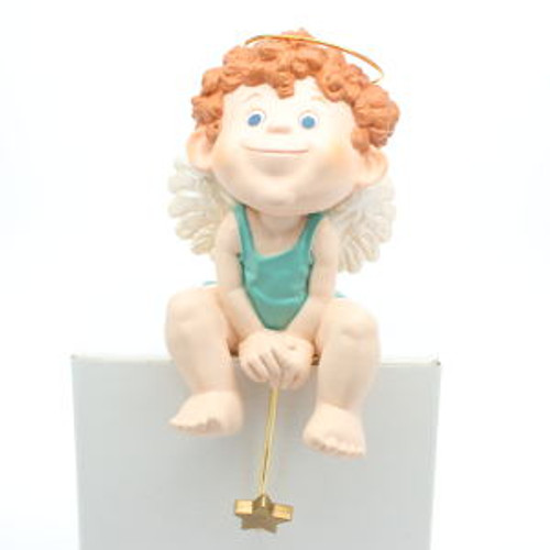 1986 Little Angel - Stocking Hanger