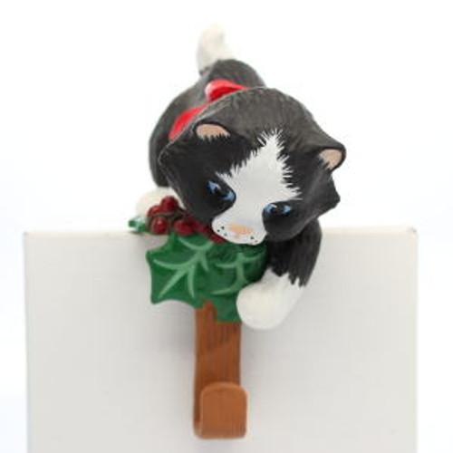 1984 Kitty Kat - Stocking Hanger