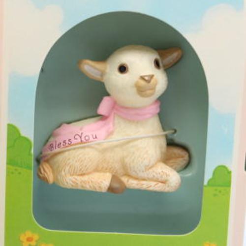 1984 Greetings - Blessing Lamb
