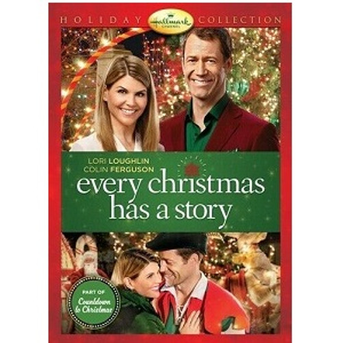 Every Christmas Has A Story (DVHM5166)
