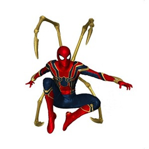2019 Iron Spider SDCC Hallmark ornament
