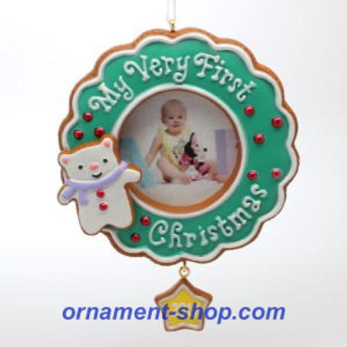 2019 My Very First Christmas Hallmark ornament (QGO2347)