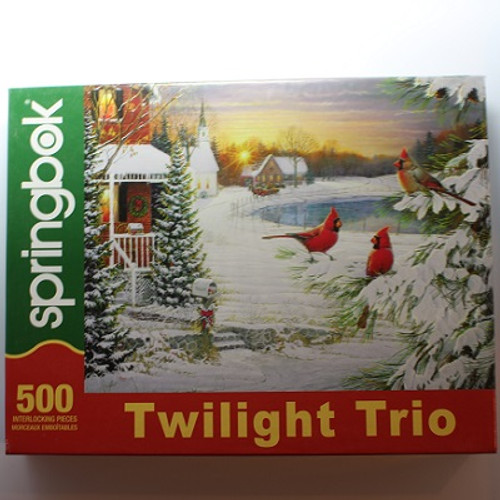 Twilight Trio - 500 Pieces - Puzzle (1JIG01468)