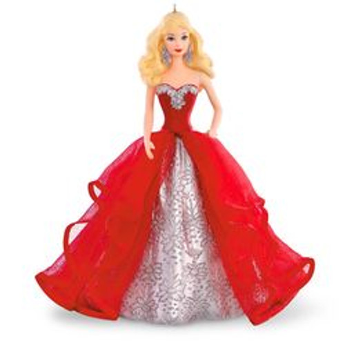 2015 Barbie - Holiday Barbie