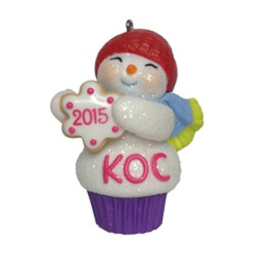 2015 Cupcake Cutie - KOC Event
