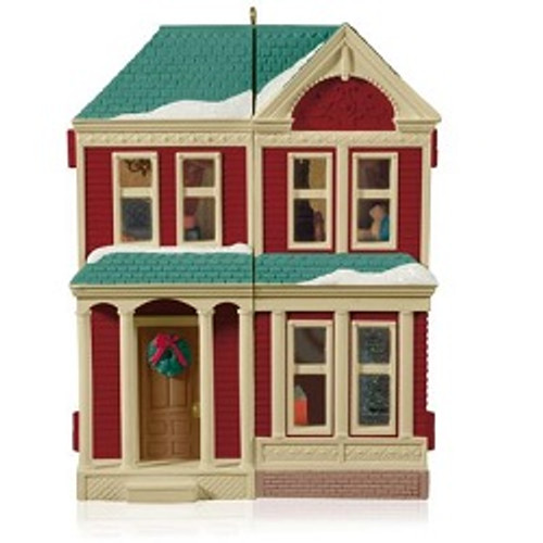 2014 Nostalgic Houses and Shops - Victorian Dollhouse