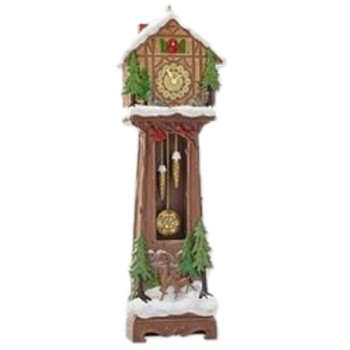 2014 Santas Grandfather Clock - Club