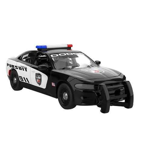 2020 2019 Dodge Charger Police Pursuit Hallmark ornament (QXI2471)