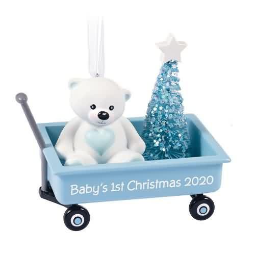 2020 Baby Boy's First Christmas (QGO1891)