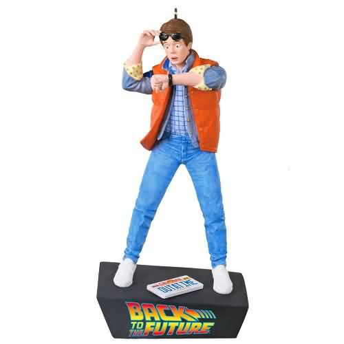 2020 Back to the Future - Marty McFly (QXI2541)