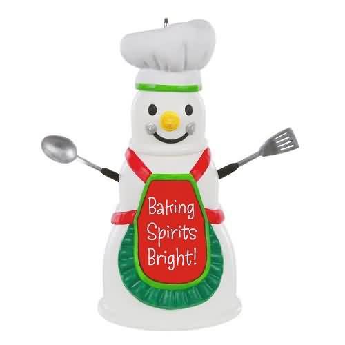 2020 Baking Spirits Bright Hallmark ornament (QGO1961)
