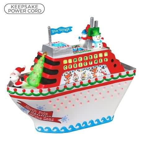 2020 Christmas Cruisin Hallmark ornament (QGO1854)