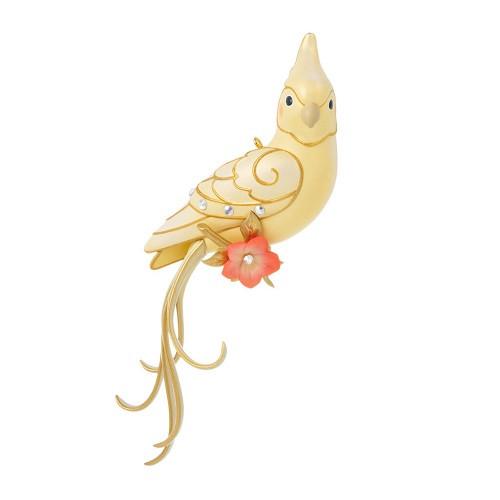 2020 Clever Cockatiel Surprise Hallmark ornament (QGO2004)