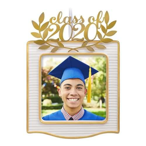 2020 Congrats Grad Hallmark ornament (QHX4021)