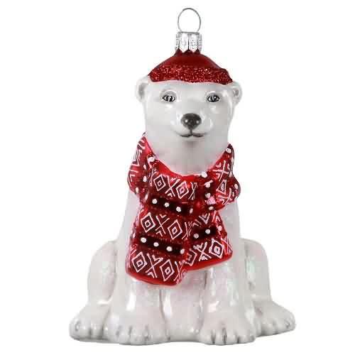 2020 Dapper Bear Hallmark ornament (QK1431)