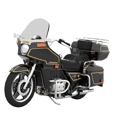 2020 Honda Motorcycle - 1980 GL1100 Gold Wing Interstate Hallmark ornament (QXI2461)