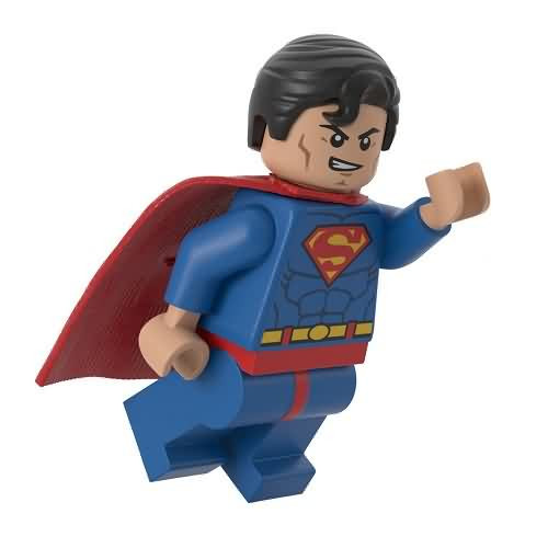 2020 Lego - Superman Hallmark ornament (QXI2334)