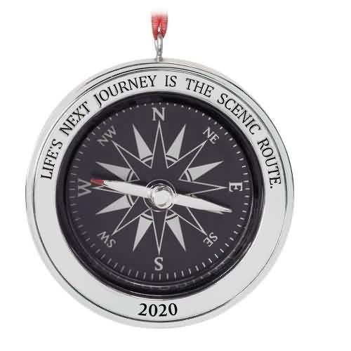 2020 Life's Next Journey Hallmark ornament (QHX4124)