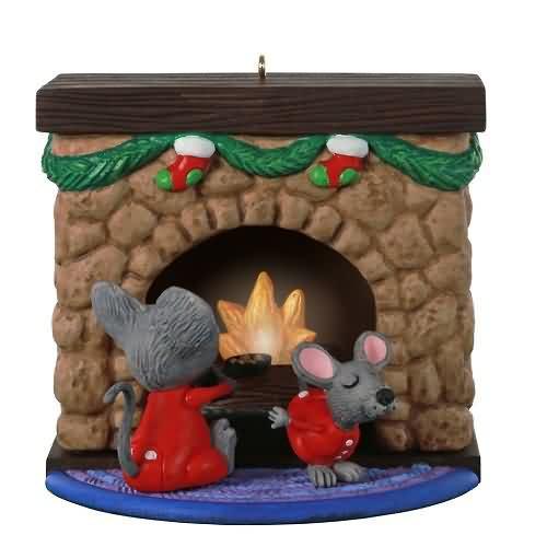 2020 Merry Mice Hallmark ornament (QGO1851)